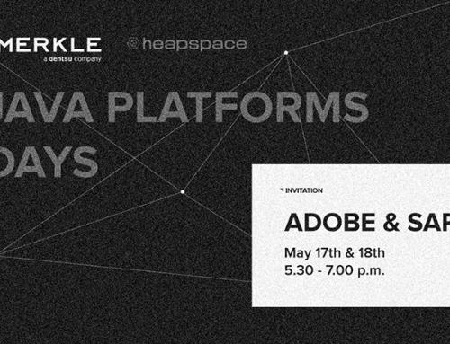 Dolazi nam Merkle Java Platforms Days